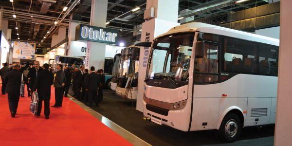 Otokar, Transist 2016'da yenilikçi araçlarıyla yeralıyor