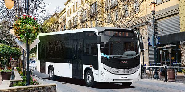 Otokar yeni otobüslerini Busworld Fuarı'nda sergileyecek