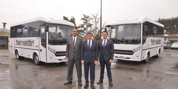 Otokar, yeni otobüsü Poyraz ile  tasarruf rüzgarı estirecek
