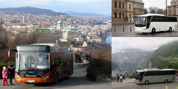 Otokar'dan Avrupa'da gövde gösterisi