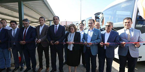 Otokar'dan Gaziantep ulaşımına 30 Poyraz