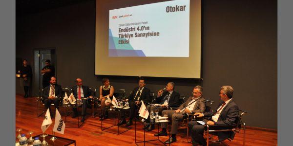 Otokar'ın panelinde Endüstri 4.0 tartışıldı