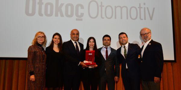 """Otokoç Otomotiv """"Türkiye'nin En İyi İşyeri"""" seçildi"""