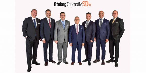 Otokoç Otomotiv'de yeni yönetimde atamalar gerçekleştirildi