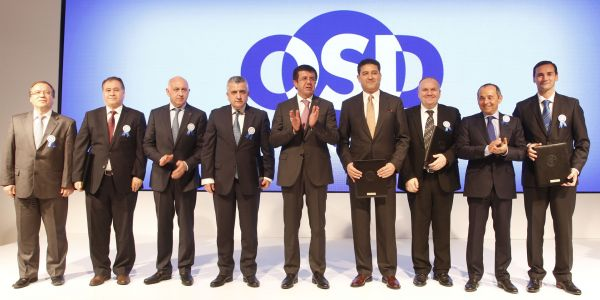 Otomotiv Sanayii Derneği 40'ıncı yılını kutladı