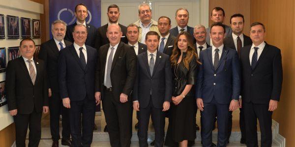 OYDER Başkanı yine Murat Şahsuvaroğlu