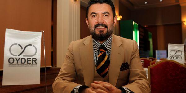 OYDER Başkanlığına Vedat İncirlioğlu seçildi