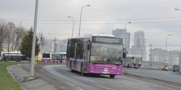 Özel halk otobüsçülerine 40 kuruşluk destek