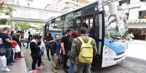 Özel halk otobüsü ihalesi