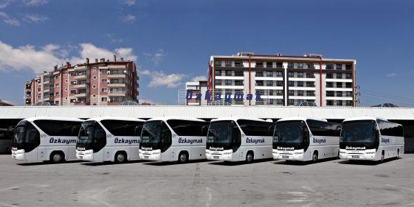 Özkaymak Turizm 8 Neoplan Tourliner aldı