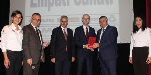 """ÖZULAŞ'ın """"Eğitim Ve Motivasyon"""" programı beğenildi"""
