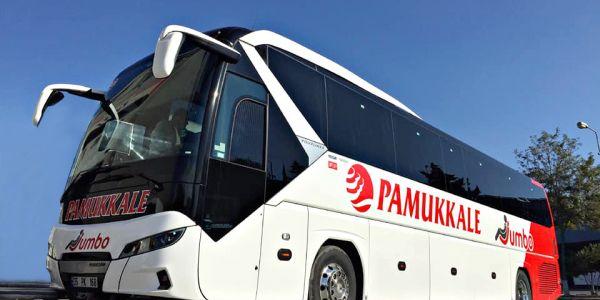 Pamukkale Turizm  ayrıcalıklı sefer dönemini başlattı