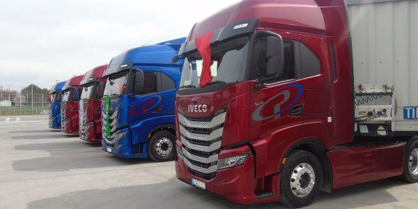 Panpet Taşımacılık, 5 adet IVECO S-WAY aldı
