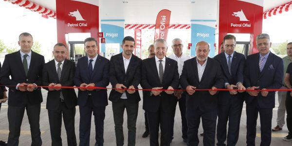 Petrol Ofisi, Ankara'da 2 günde 10 istasyon açtı