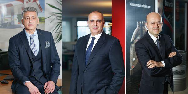 Petrol Ofisi'nde üç direktörlüğe atama
