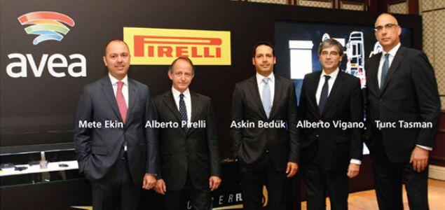 Pirelli - Avea'dan taşımacıya teknolojik destek