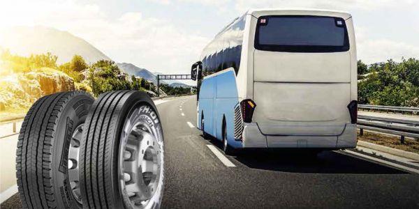 Pirelli'den Yeni Otobüs Lastiği