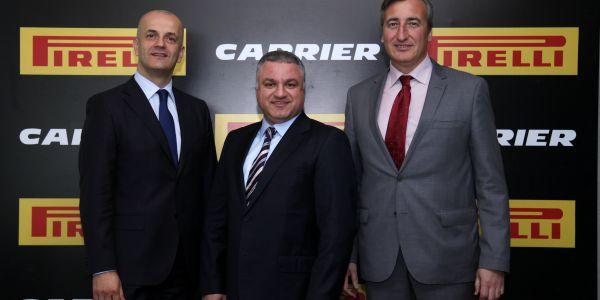Pirelli'nin yeni lastiği Carrier, yüzde 30 daha uzun ömürl
