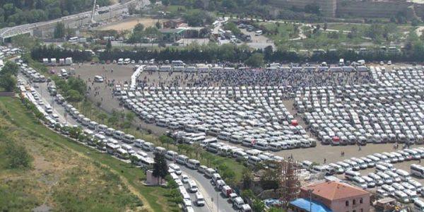 Plaka tahdidi taleplerine İstanbul Büyükşehir'den cevap