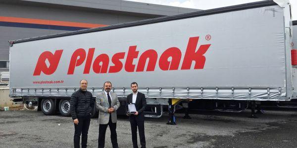 Plastnak Schmitz Cargobull treyler yatırımı yaptı