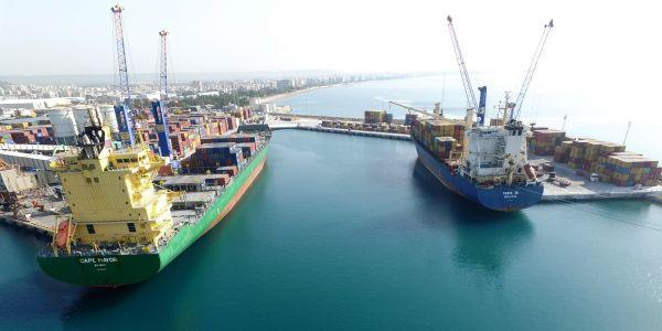 Port Akdeniz'den Uzakdoğu'ya aktarmasız seferler başladı
