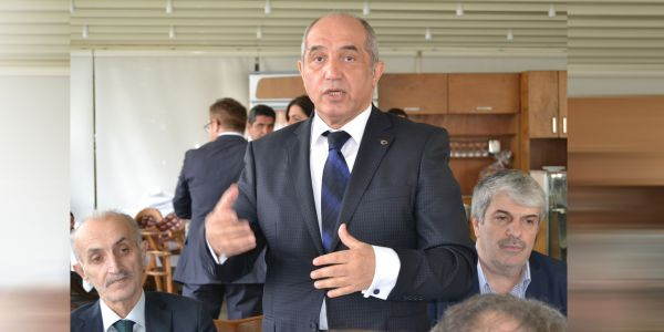 Prof. Dr. Mustafa Ilıcalı, Milletvekili Aday Adayı oldu