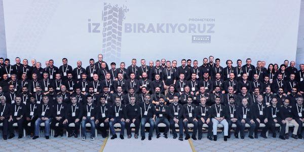 Prometeon Türkiye 2018 yılında iz bırakmaya devam edecek