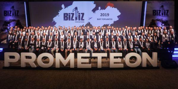 Prometeon Türkiye 2019'a Hızlı Başladı