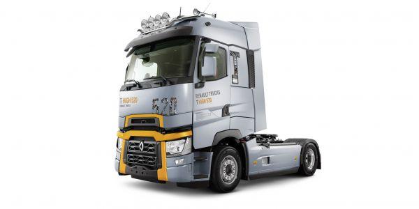 Renault Trucks 2020 Çekiciler