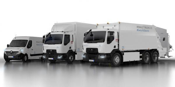 Renault Trucks, Araç Satışında Yüzde 10 Artış Kaydetti