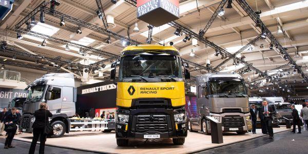 Renault Trucks, Elektrikli Serisini Tanıttı