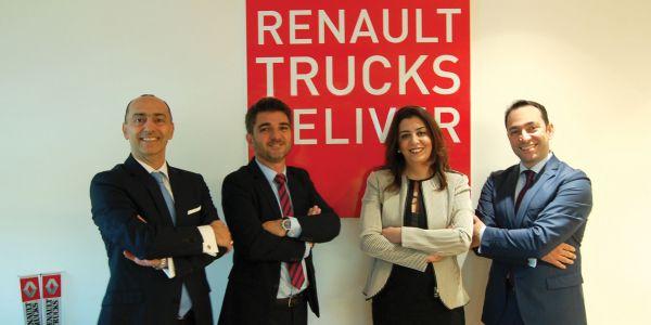 Renault Trucks, yeni yöneticilerle güçleniyor