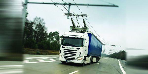 Scania elektrikli araçlara doğru
