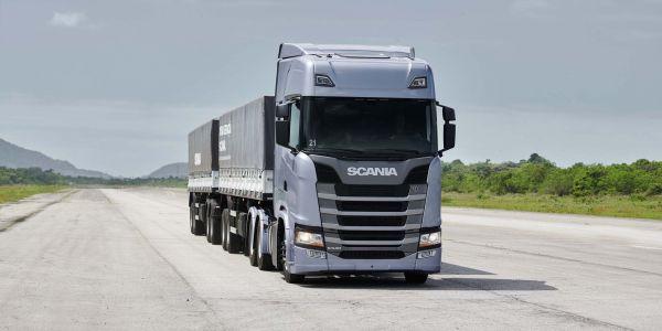 Scania Motor Güç Seçeneklerini Çoğaltıyor