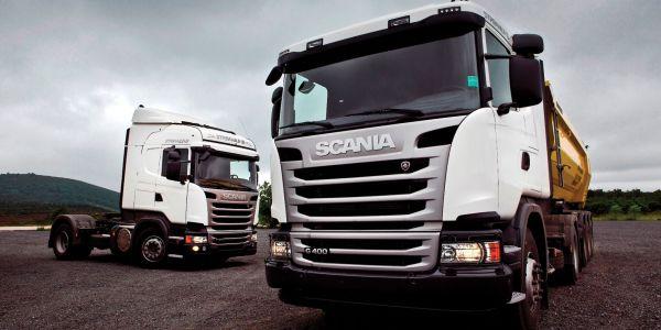 Scania motor ve kaportada indirim