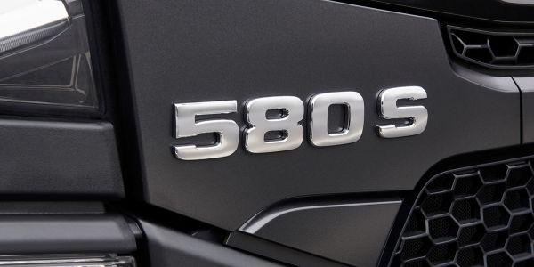 Scania S Serisi İsim Değiştirdi