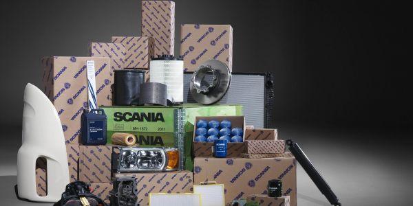 Scania'dan orijinal yedek parça kampanyası
