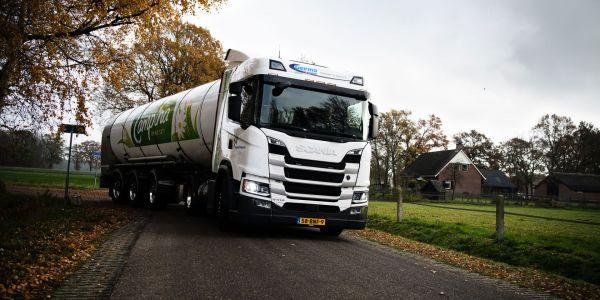Scania'dan sürücü eğitimi ve koçluğu