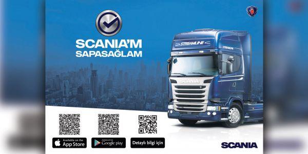 """""""Scania'm sapasağlam"""""""