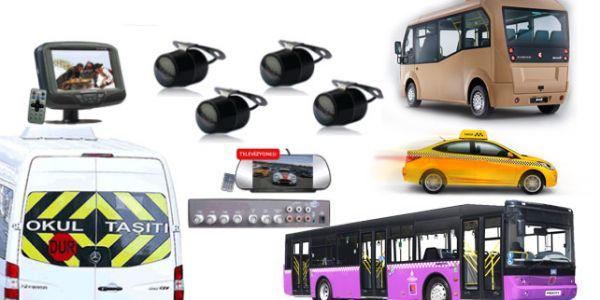Şehiriçi yolcu taşıma araçlarında kamera standartları belirlendi