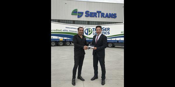 Sertrans Logistics, yatırımlarına devam ediyor