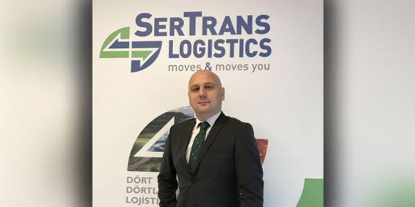 Sertrans Logistics'e yeni Satış Direktörü atandı