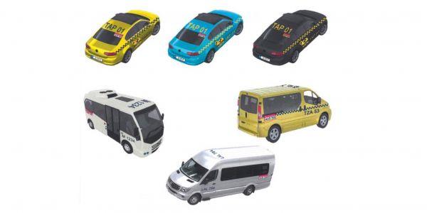 Servis ve minibüslere plaka yazma zorunluluğu