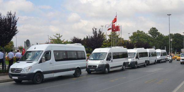 Servis taşımacılığı kart ücretleri önerisi