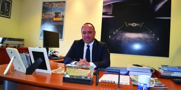 """Alper Kurt: Sezon açılışı """"YENİ TOURISMO"""" ile kutlanacak"""