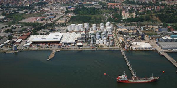 Shell Derince'den ihracat rekoru