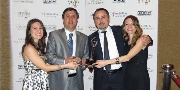 Shell & Turcas'a Müşteri Memnuniyetinde Uluslararası Ödül!