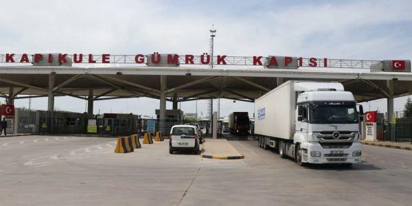 Sınır kapılarına 'Randevulu Sanal Sıra Sistemi' geliyor