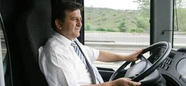Şoförü korumak lafla olmaz!