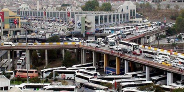 İstanbul Otogarı devrini durduran karar reddedildi